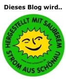 Green Hosting mit Ökostrom und lokal erzeugtem Solarstrom!
