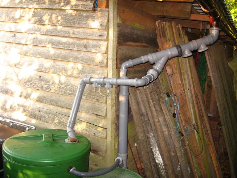 Fabulous selbstreinigender Regenwasserfilter « Konstantin Kirsch - Blog XG73